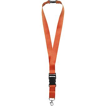 Bullet Yogi Lanyard With Detachable Buckle
