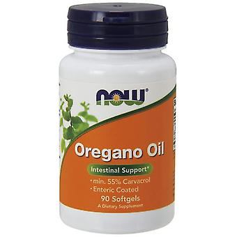 Now Foods Oregano Oil Enteric 90 Softgels (Herbalist's , Supplements)