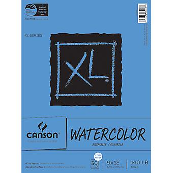 Canson Xl Watercolor Paper Pad 9