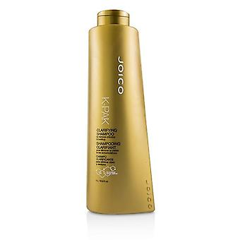 Joico K-Pak Clarifying Shampoo - To Remove Chlorine & Buildup (Cap) - 1000ml/33.8oz