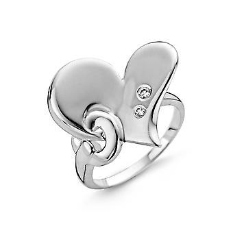 Orphelia argento 925 anello Vlinder zirconio ZR-3747