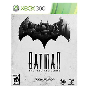 Batman Telltale Series Xbox 360 Game