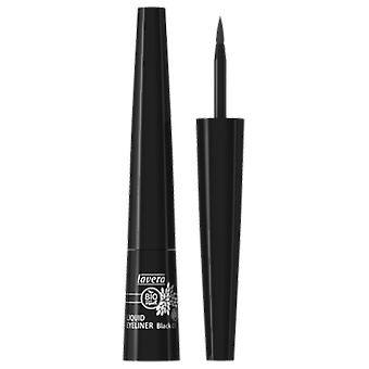 Lavera Eyerliner 3,5 ml vloeistof - Black 01 - (Make-up, ogen, Eye liner)