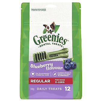 Greenies Regular BLUEBERRY Pack 340gm