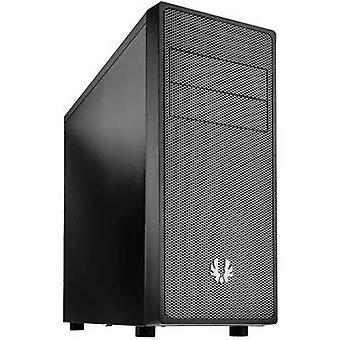 Midi tower USB casing, Game console casing Bitfenix Neos Black, Silver Built-in fan, Dust filter