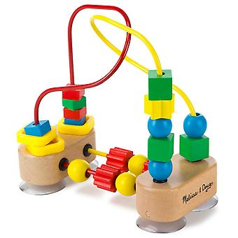 Melissa & Doug My First Bead Maze