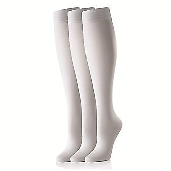 Activa Compression Tights Tights Liners White Xx-Lge 10Mmhg 3