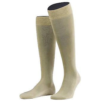 Falke Sand Tiago Knee High Socks  - Falke