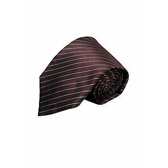 Brown tie PA24
