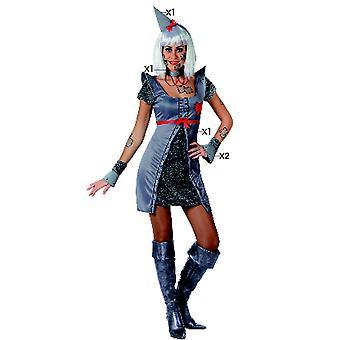 Women costumes  Sexy tin woman costume