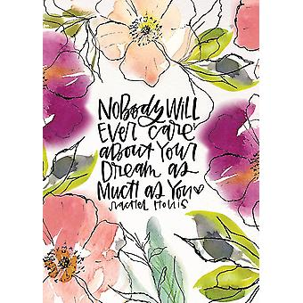 Nobody Will Poster Print by Valerie Wieners