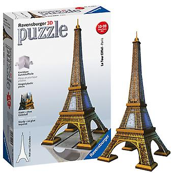 Ravensburger Puzzel 3D Eiffeltoren 216stukjes