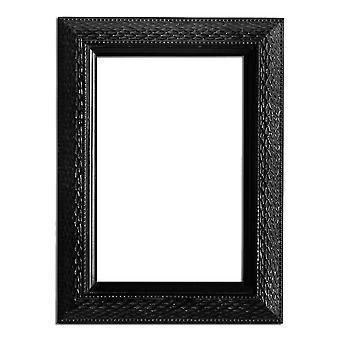 10 x 15 cm or 4 x 6 inch photo frame in black