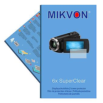 Panasonic HC-V180 screen protector- Mikvon films SuperClear