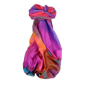 Varanasi Ekal Premium Silk lange sjaal Heritage Range Nath 5 door Pashmina & Silk