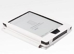 ODYSSEY täcker för Kobo Aura HD och Aura H2O - vit