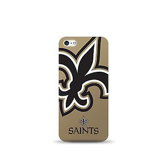 Mizco Sports NFL Oversized Snapback TPU Case for Apple iPhone 5 / 5S / SE (New O