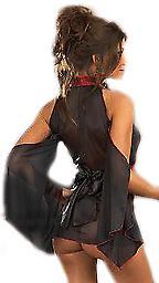 Waooh 69 - Babydoll Sexy Geisha Satine