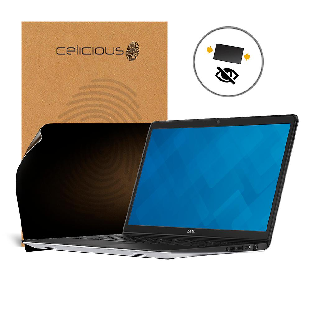 Celicious Privacy 2-Way Anti-Spy Filter Screen Prougeector Film Compatible with Dell Inspiron 15R 5547