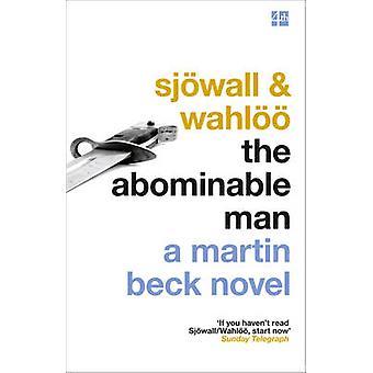 الرجل البغيض (كتاب سلسلة مارتن بيك-7) من سيول الميجور-