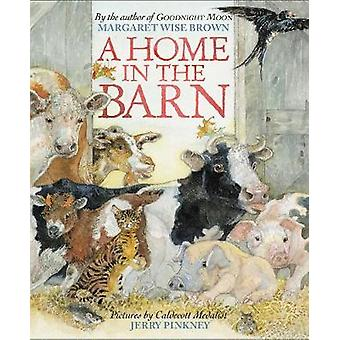 A Home in the Barn by A Home in the Barn - 9780066237879 Book