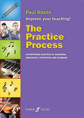 The Practice Process by Harris - Paul - 9780571538331 Book