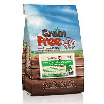 GHF Korn frei Lamm, Süßkartoffel & Mint