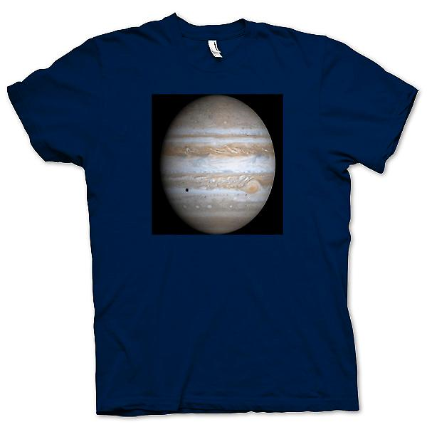 Mens t-shirt - Jupiter - Cool astronomia