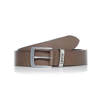 Levis Dark Brown Hebron Belt