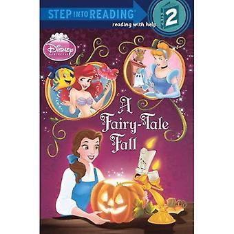 Eine märchenhafte Herbst (Disney Princess)