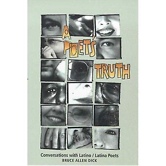 En Poet? s sanningen: samtal med Latino/Latina poeter