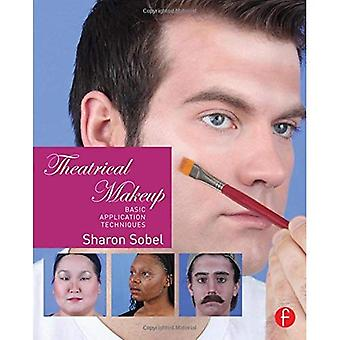 Theatrical Makeup: Basic Application Techniques