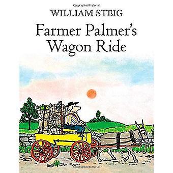 Giro in carrozza del Palmer del coltivatore