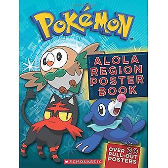 Région de Alola Poster Book