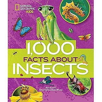 1000 feiten over insecten (100 feiten over...)