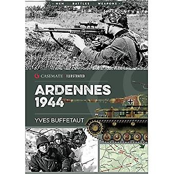 Ardennes 1944: Casemate Illustrated (Casemate Illustrated)