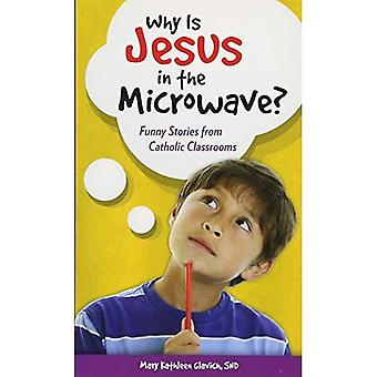 Why is Jesus in the Microwave?: Funny Stories from Catholic Classrooms