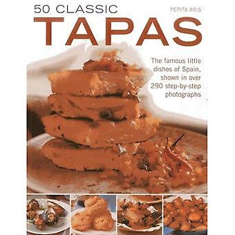 50 Classic Tapas