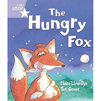 Rigby Star Guided Reception: The Hungry Fox Pupil Book