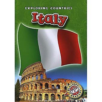 Italie (pays d'exploration)