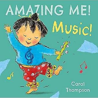 Music (Amazing Me!) [Board book]