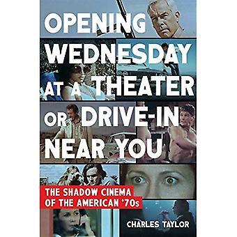 Ouverture mercredi à un théâtre ou un Drive-In près de chez vous: le cinéma de l'ombre de l'américain des années 70