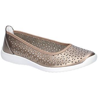 Fleet & Foster Womens Anne Slip On Lightweight Summer Shoes