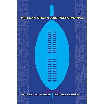 Théâtre africain et spectacle de CONTEHMORGAN & JOHN