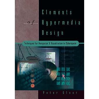 Elementos de técnicas de Design de Hipermídia para visualização de navegação no ciberespaço por Gloor & Peter