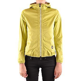 Colmar Originals Yellow Polyester Outerwear Jacket