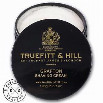 Truefitt and Hill Grafton Shaving Cream 190g