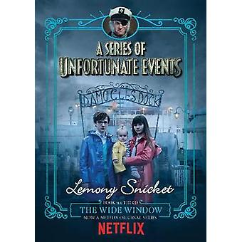 The Wide Window by Lemony Snicket - 9781405290661 Book