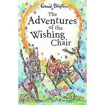 The Adventures of the Wishing-Chair by Enid Blyton - 9781405290166 Bo