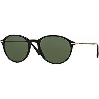 Persol 3125S Reflex Edition black polarized Green